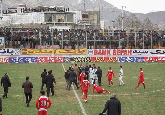شهرداری یاسوج - ذوبآهن اصفهان